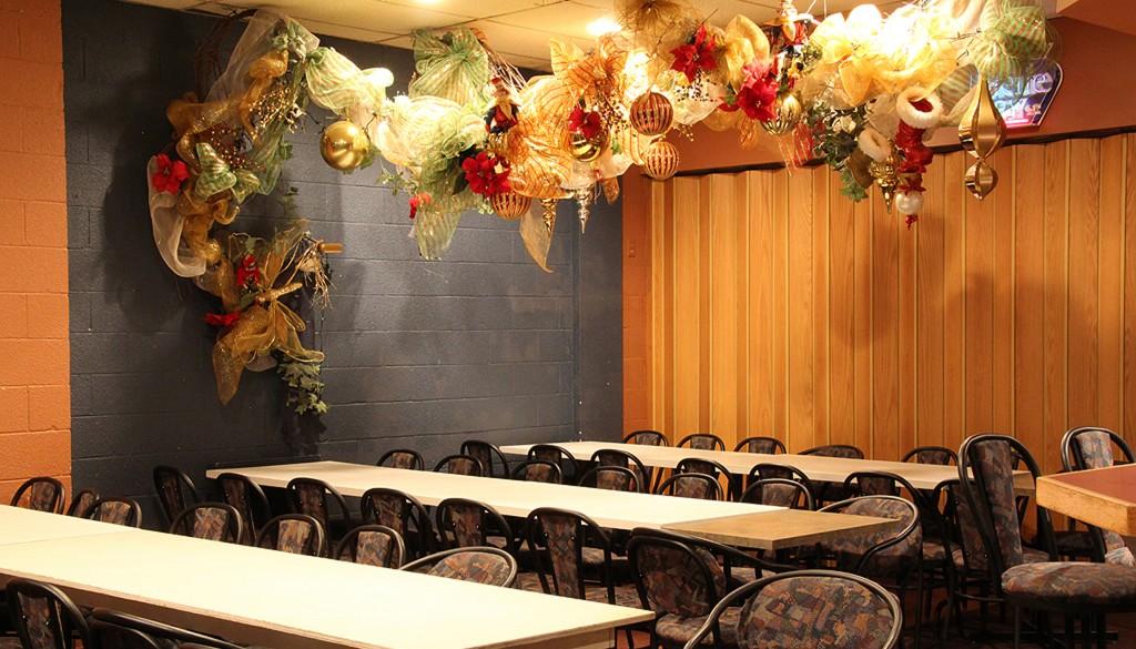 Salle de réception Futur-O-Quilles 2000