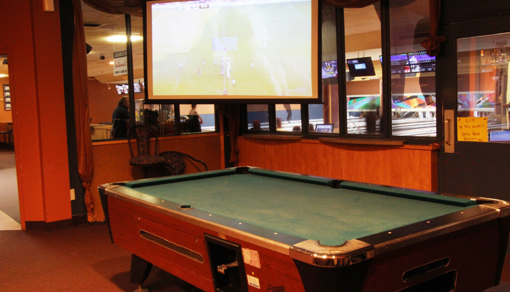 Bar Billard Une Web